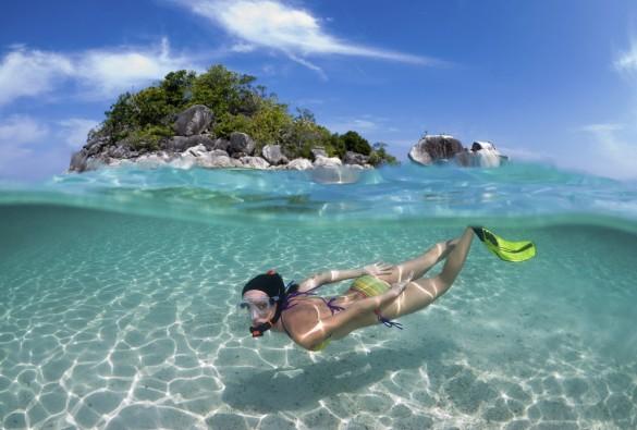 Dykkerferie i Thailand