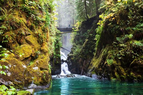 Sol Duc waterfall shutterstock_93808600_1920